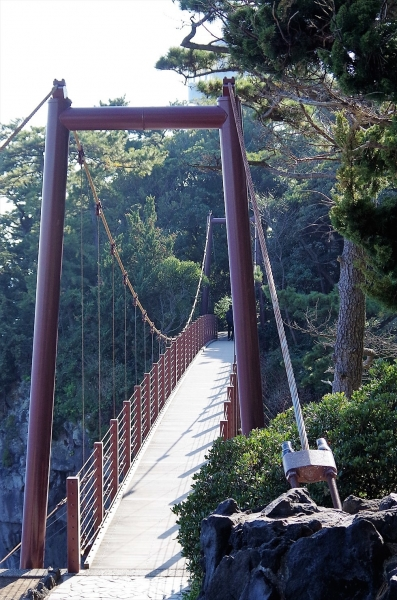 城ケ崎 吊り橋