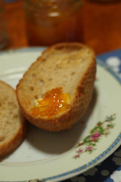 ニャヲハタジャム マーマレード 橙