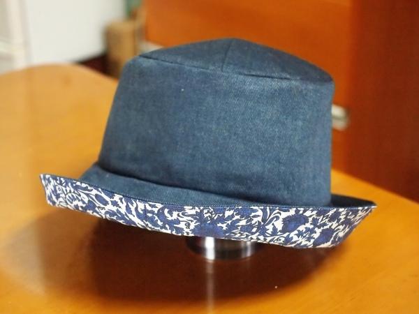 帽子 釣鐘型 クロッシュ?