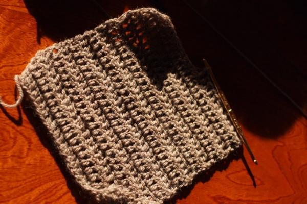 かぎ針編み 練習編み