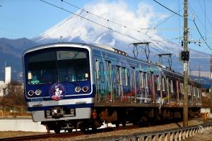富士山が残念