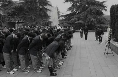南京修学旅行