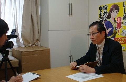 171228 1216取材MXテレビ「田村淳の訊きたい放題!」1