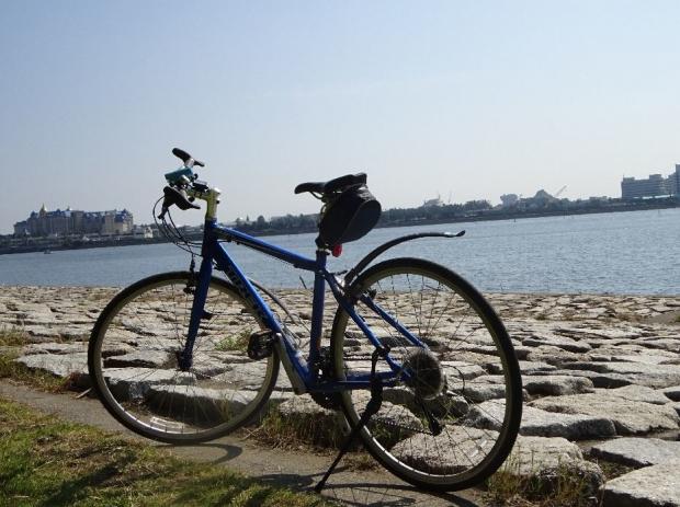 サイクリング@荒川河川敷 (4)