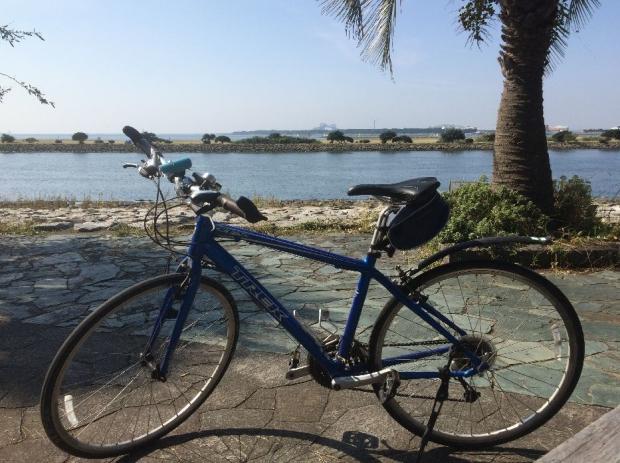 サイクリング@荒川河川敷 (12)