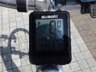 サイクリング@荒川河川敷 (7)