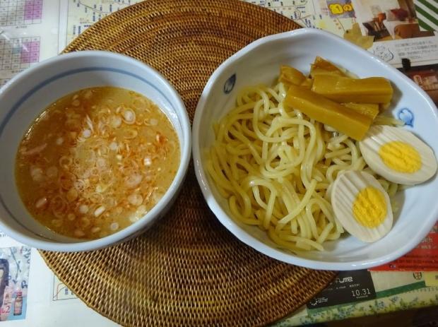 雲丹つけ麺_(3)