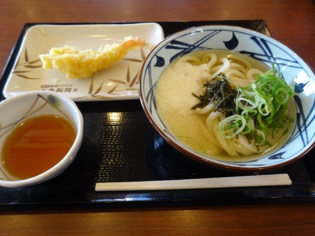 丸亀製麺@川口_(1)