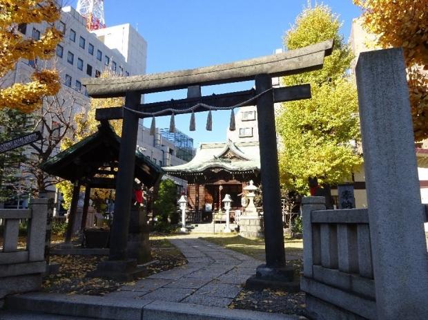 千束神社 (1)