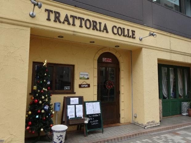 トラットリア・コッレ (1)