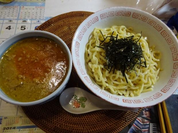 坦々つけ麺@取り寄せ (3)