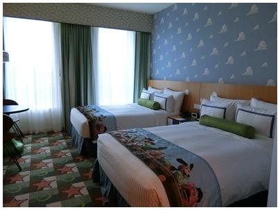 トイストーリーホテル3