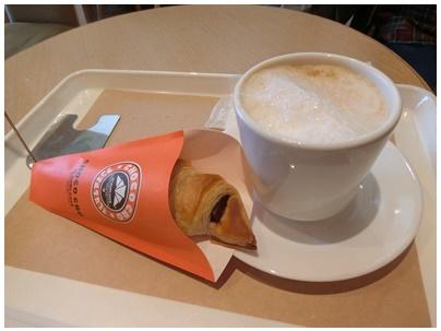 サンマルクカフェ4(チョコクロ)