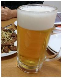 吉祥3ビール