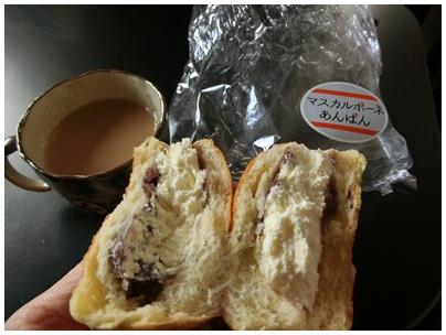 買ったパン2