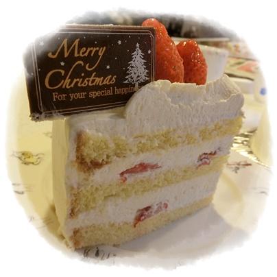 北海道クリスマスケーキ4