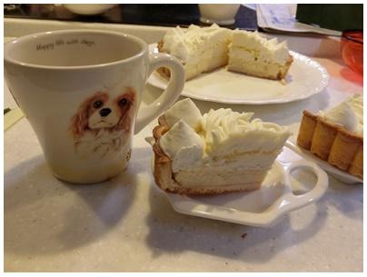 小岩井農場のチーズケーキ2