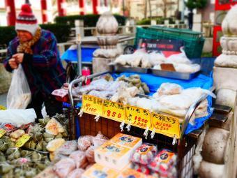 中華街 食べ物9