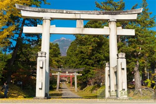 20171026弘前岩木山神社1