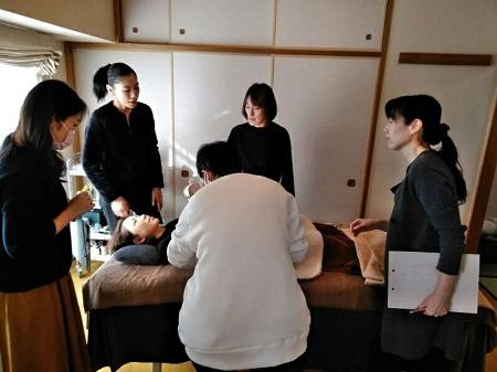 陰陽太極鍼勉強会 川西 兵庫 目白 2018 1月