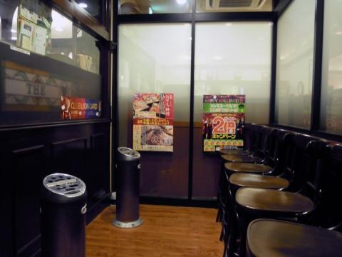 池袋西口店_喫煙室