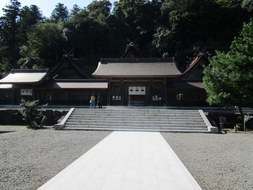 佐太神社です