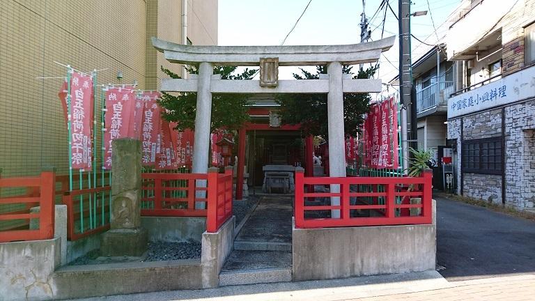 05 中野坂上白玉稲荷神社