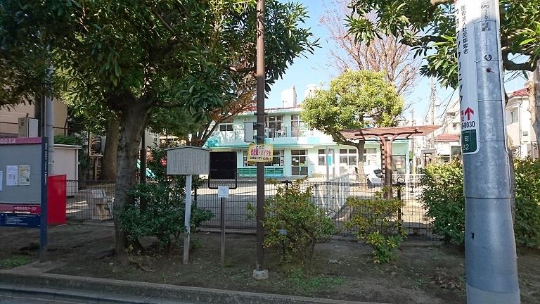 01 中野坂上象廐跡