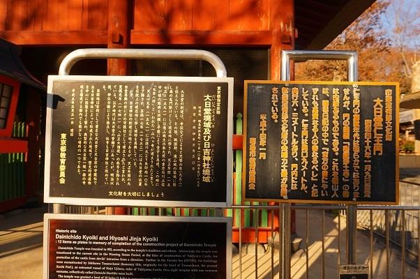 02 拝島大日堂、日吉神社