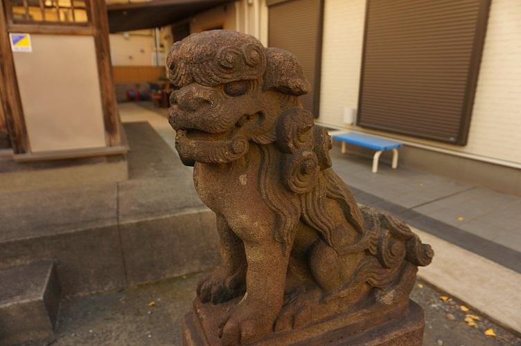 05 塩浜神明神社狛犬