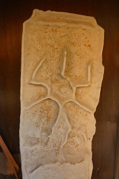 08 塩浜神明神社 謎?の石造物