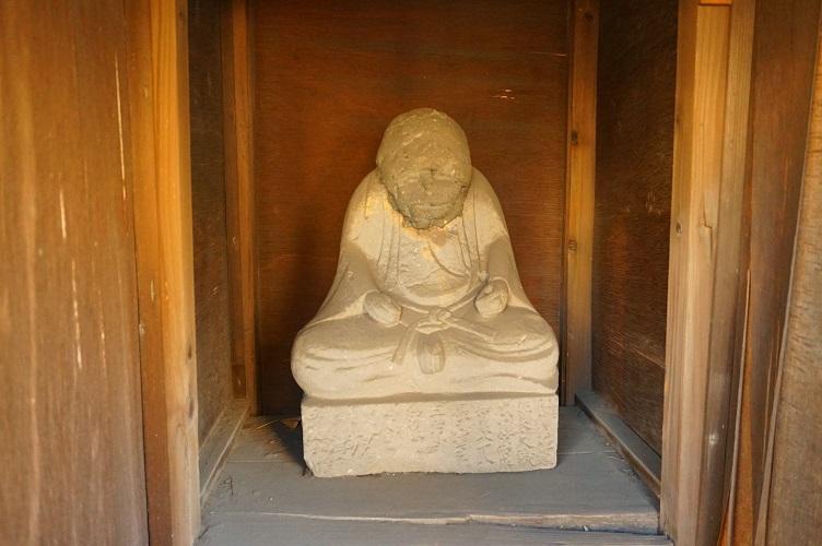 09 塩浜神明神社 神像?