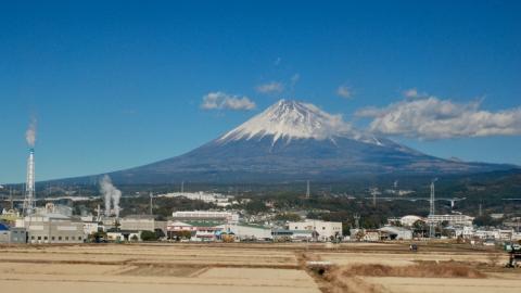 富士山、フッジサーン、FUJIYAMA、Mt.Fuji