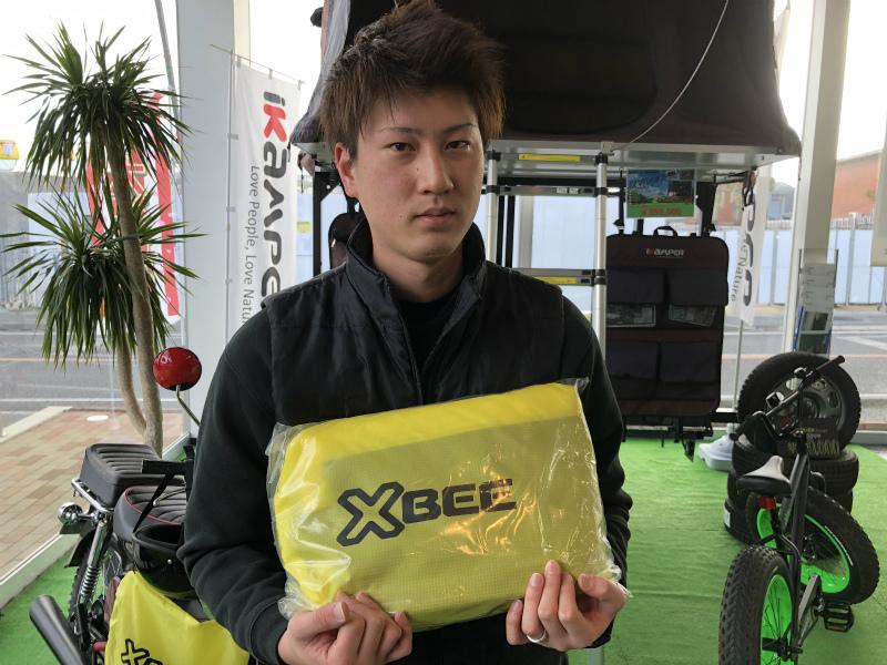 XBEE♪