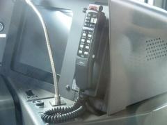 デジタル用列車無線端末