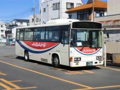 境営業所2140号車 KK-RJ1JJHK【境車庫~東武動物公園駅線】