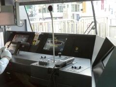 6020系運転台