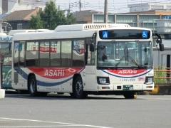 5006号車(バスコレモデル車)