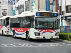 3007号車