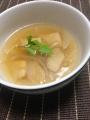 真白たまねぎスープ (1)