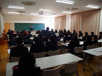 進学ガイダンス4