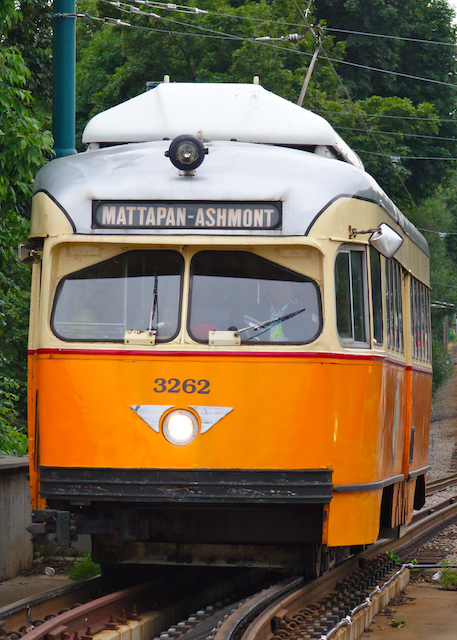 Jul2717 Boston tram mattapan1