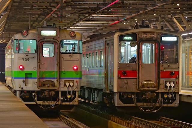 171029 JRH DC48 54 Local Asahikawa