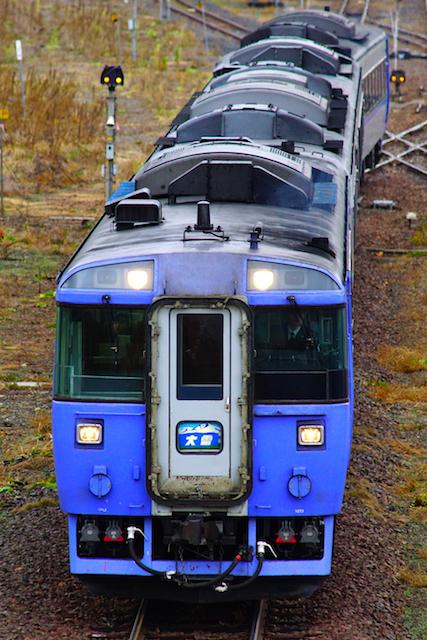 171030 JRH DC183 typeK Ltd Daisetsu Engaru1