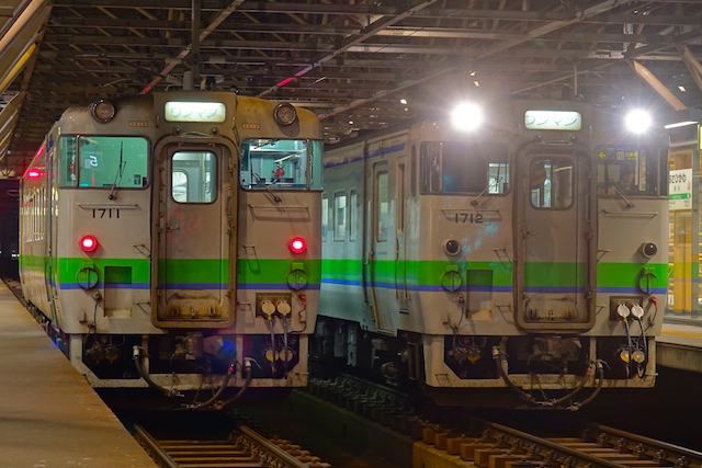 171028 JRH DC48 48 Local Asahikawa