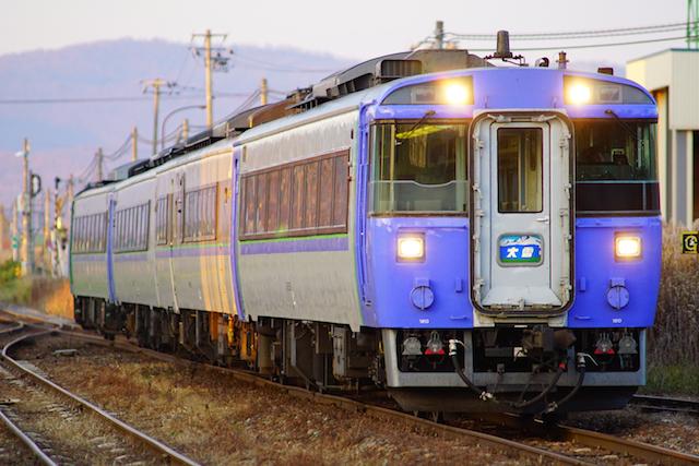 171028 JRH DC183 typeK Ltd Taisetu touma