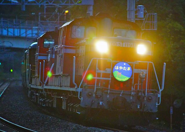 171119 JRW DaiSaro DD51W hayatama1