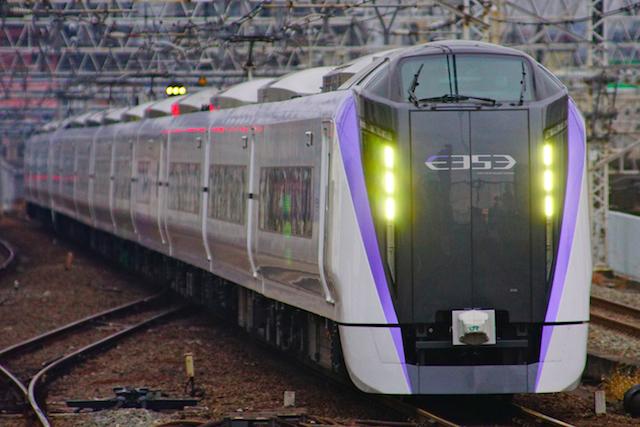 171231 JRE E353 Super Azusa-1