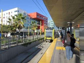Santa Monica駅