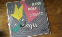 nat king cole のピアノアルバム